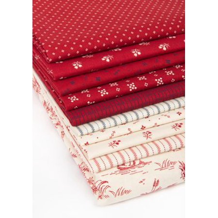 Toile Stars by Betsy