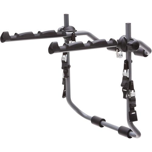 SportRack SR3162 Back Up 3 Rear Mount Bike Carrier, 3-Bikes, Granite Gray