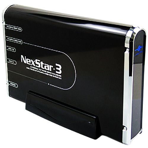 """Vantec NexStar3 3.5"""" SATA to USB/eSATA/1394a/1394b External Hard Drive Enclosure"""