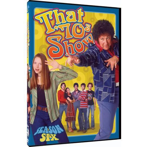That '70s Show: Season Six (Full Frame)