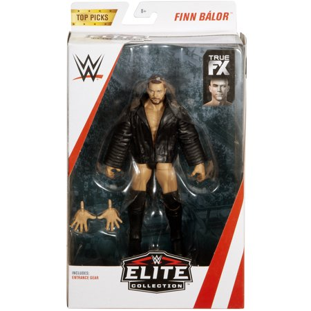 Finn Balor Wwe Elite Top Talent 2018 Toy Wrestling Action Figure