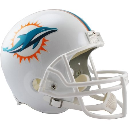 Riddell Miami Dolphins Throwback 2013-2017 VSR4 Full-Size Replica Football Helmet
