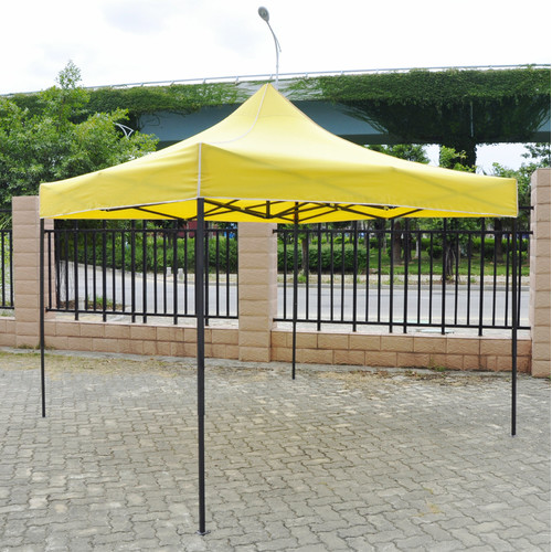 American Phoenix 10 Ft. W x 10 Ft. D Steel Pop-Up Canopy
