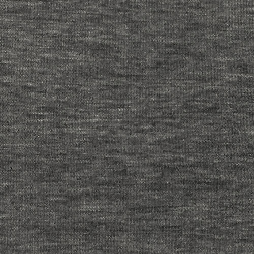 SHASON TEXTILE COTTON SPAN SOLID SPORTSWEAR FABRIC, HEATHER GRAY, Available In Multiple Colors