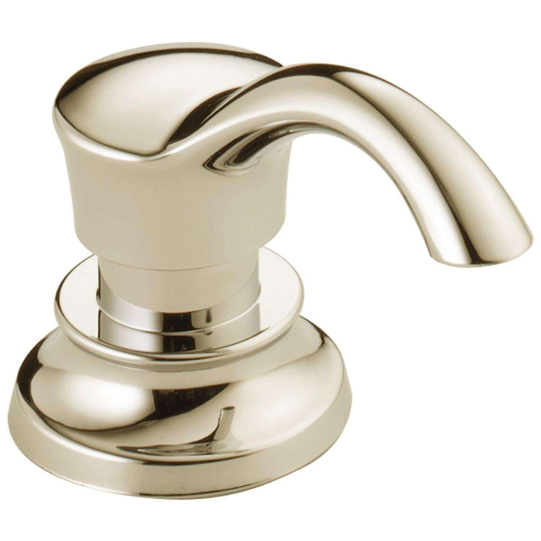 Delta RP71543PN Soap / Lotion Dispenser and Bottle