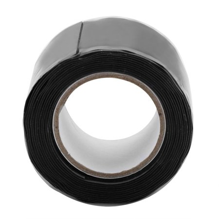Herwey Electrical Cables Connections Waterproof Insulation Heat-resistant Self-adhesive Silicone Tape, Electrical Insulating Tape, Waterproof Insulation Silicone Tape - image 1 of 8