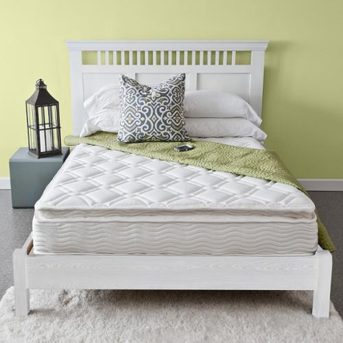 Priage  Pillow Top 10-inch Full-size iCoil Spring Mattress