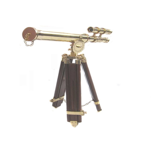 EC World Imports Replica Griffith Antique Decorative Telescope by EC World Imports