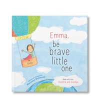 Be Brave Little One! - Personalized Book