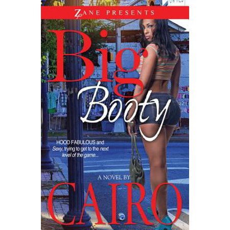 Big Booty - eBook