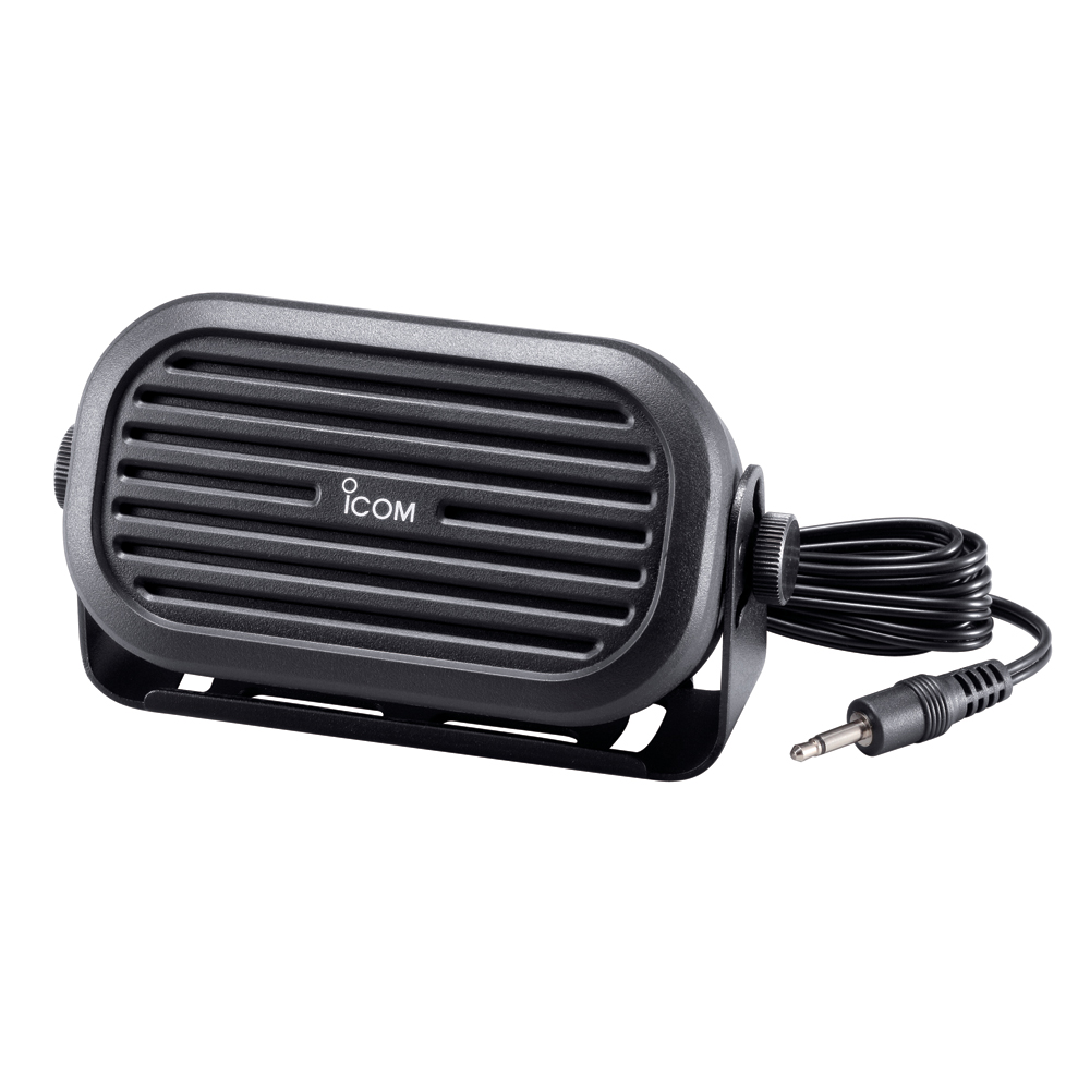 ICOM 5W EXTERNAL SPEAKER WITH 3.5MM SPEAKER JACK & 2M CABLE