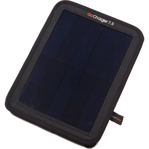 Grape Solar GoCharger 7.5W Portable Solar Panel