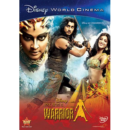 Once Upon a Warrior (DVD)