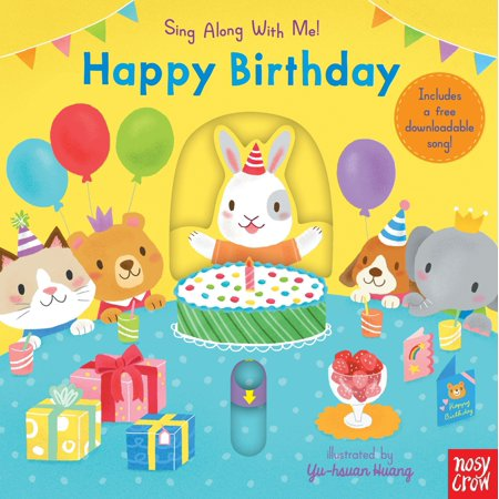 Happy Birthday: Sing Along with Me! (Board Book)](Sing Happy Birthday)