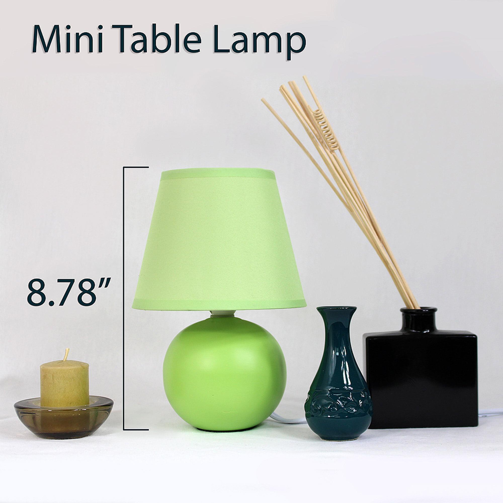 Small globe table lamp lamp design ideas simple designs mini ceramic globe table lamp com geotapseo Choice Image