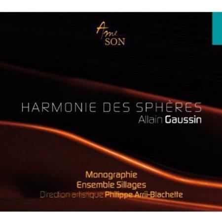 Harmonie Ensemble (Harmonie Des Spheres (CD) (Digi-Pak))