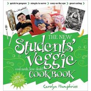 New Students' Veggie Cookbook (New Edition)