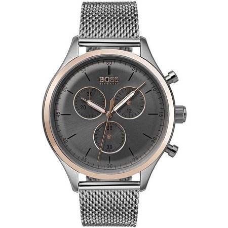 - Men's Companion Steel Mesh Band Chronograph Watch 1513549