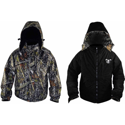 True Timber Camo TrueSuede Reversible Insulated Jacket by Springs Creative Products Group, LLC.