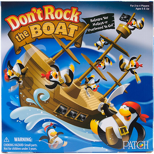 Patch Products Don't Rock The Boat Game