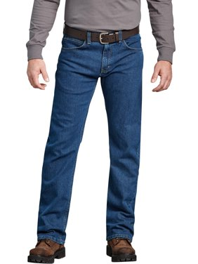 Genuine Dickies Men's Regular Fit Performance Flex 5-Pocket Jean