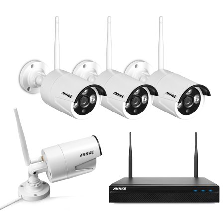 Annke cctv 960p wireless security camera system 4ch wifi nvr with annke cctv 960p wireless security camera system 4ch wifi nvr with 4x 13mp surveillance solutioingenieria Choice Image
