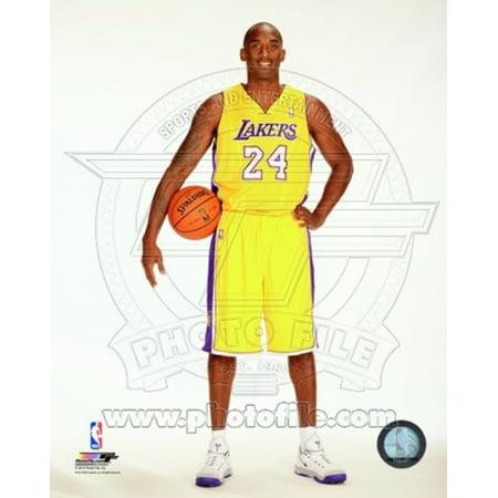 Kobe Bryant 2013-14 Posed Photo Print (11 x 14)