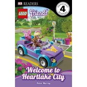 DK Readers L4: LEGO® Friends: Welcome to Heartlake City - eBook