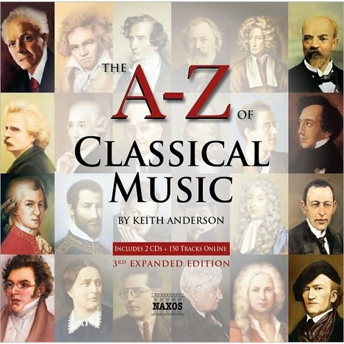 The A-Z Of Classical Music (2CD)