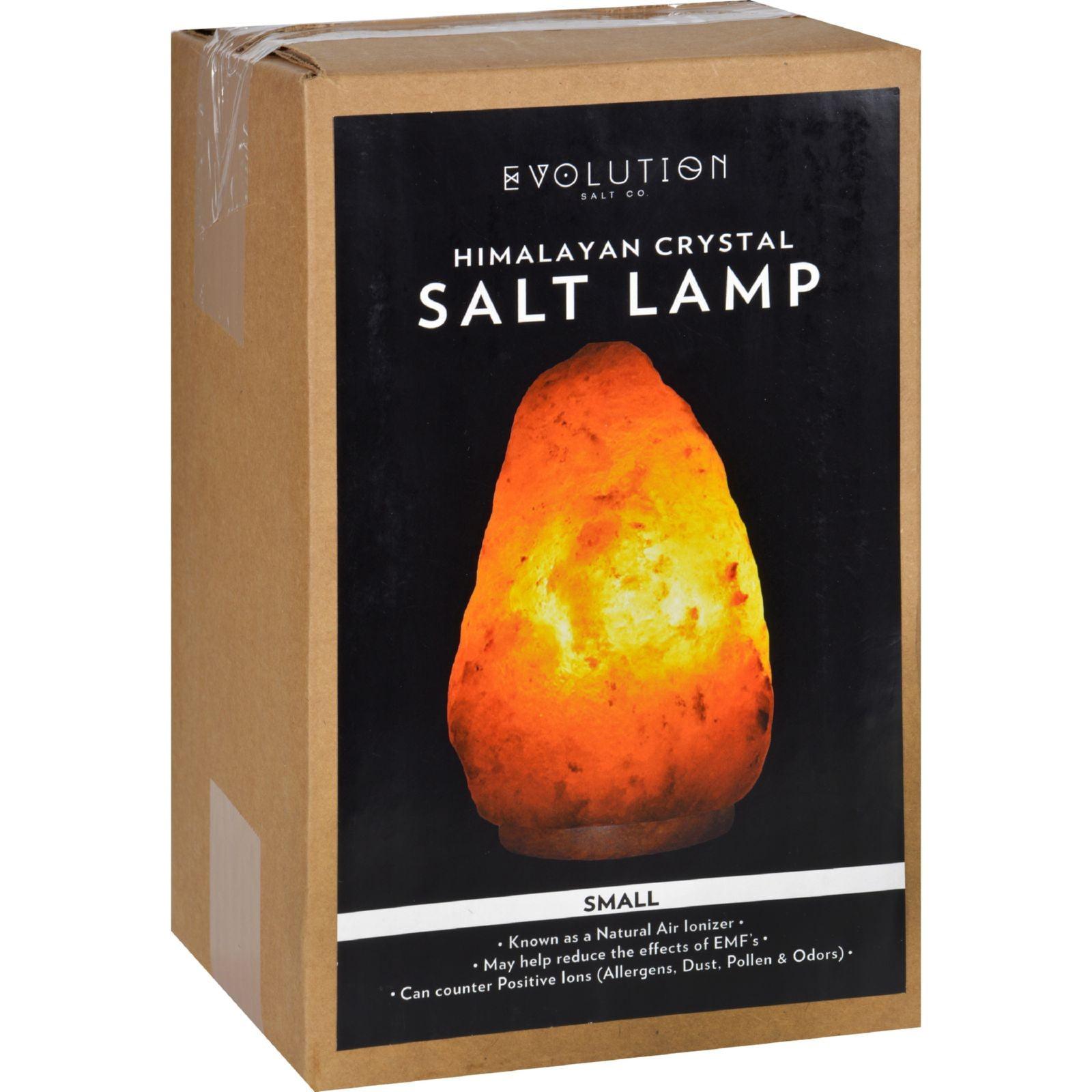 Evolution Salt Lamp, Himalayan Crystal Salt, 6 Lb - Walmart.com