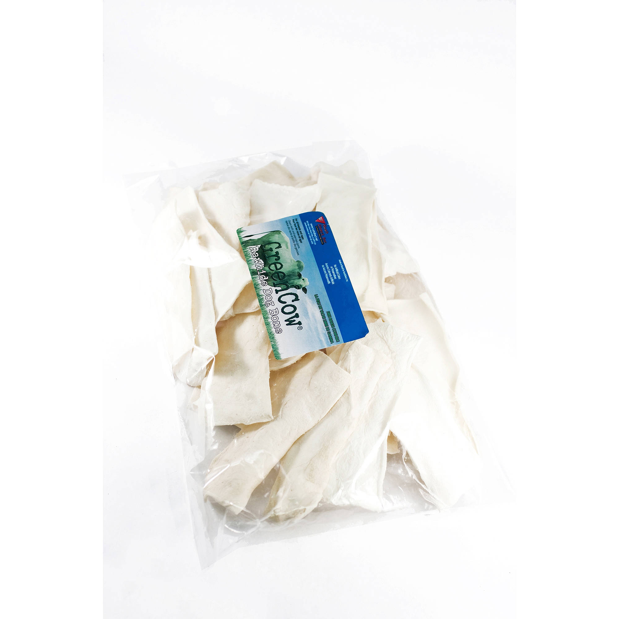 Green Cow Rawhide Chips, 1 lb.