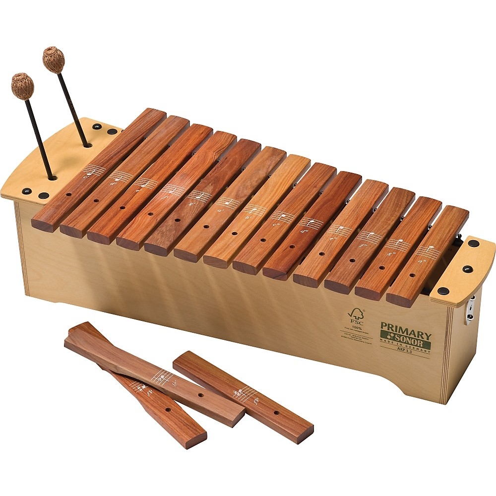 Sonor Primary Line FSC Alto Xylophone Diatonic by Sonor