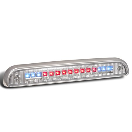 Spec-D Tuning 1992-1996 Ford F150 F250 F350 Bronco Led 3Rd Brake Light Third Stop Lamp 1992 1993 1994 1995 1996