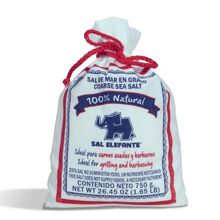 (3 Pack) Elefante Coarse Sea Salt, 26.45 oz