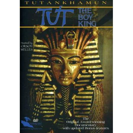 - Tut: The Boy King (DVD)