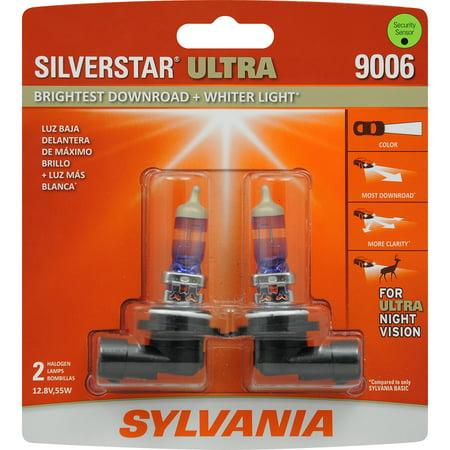 Sylvania 9006 Silverstar Ultra Halogen Headlight Bulb