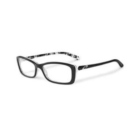 OAKLEY AUTHENTIC EYEGLASSES CROSS COURT OX1071 0653 BLACK LETTER RX FRAME (Cheap Oakleys From China)