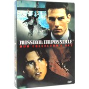 Mission Impossible DVD Collector's Set by