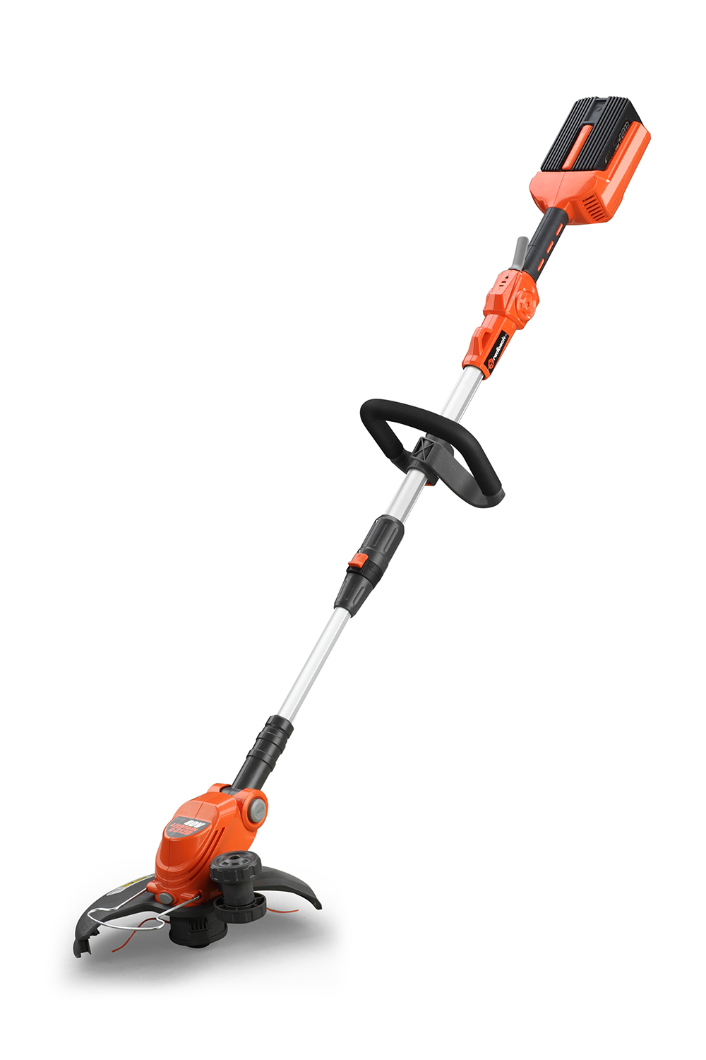 Redback 40V Cordless Li-ion Line Edger  String Trimmer Kit by Redback