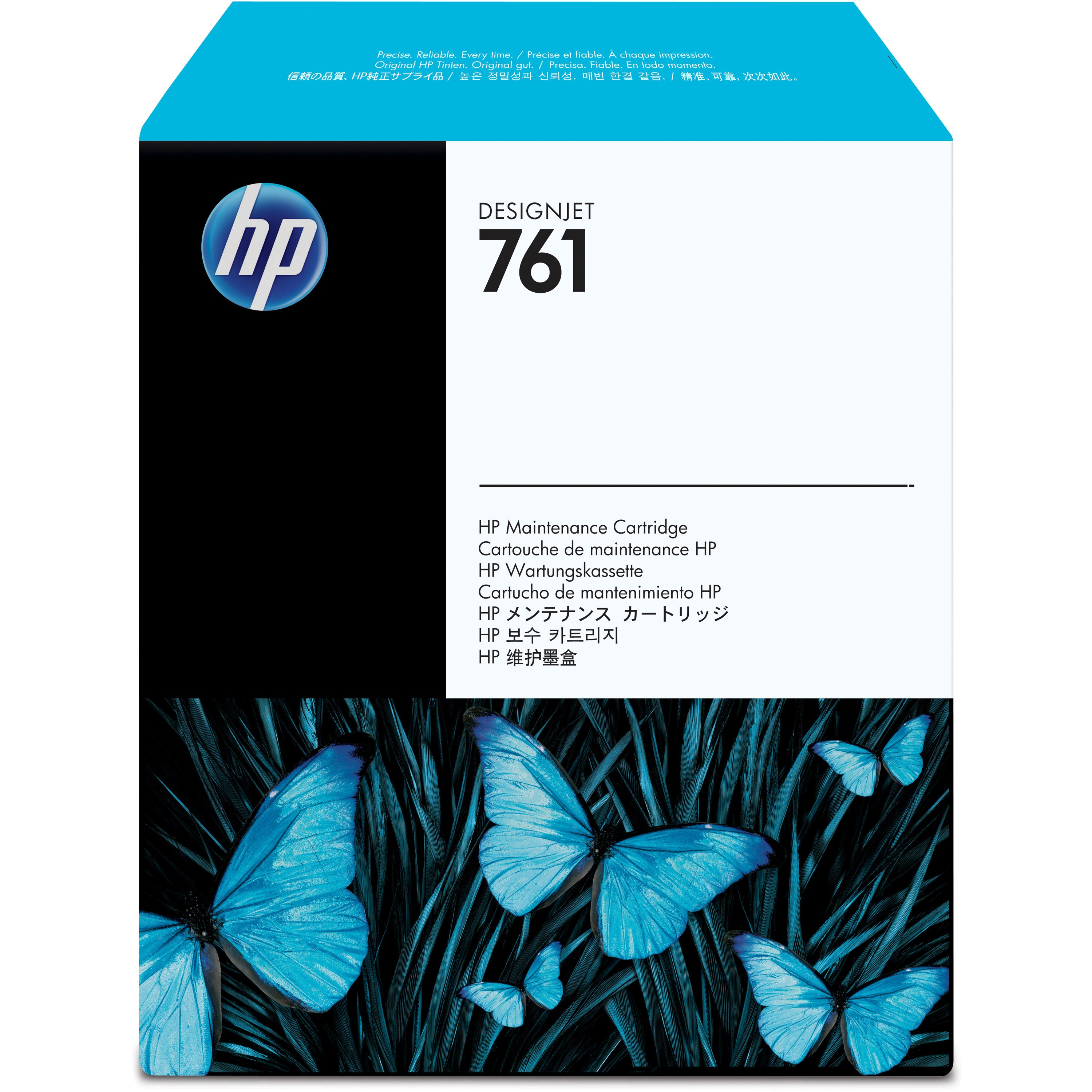 HP, HEWCH649A, 761 Maintenance Cartridge, 1 Each