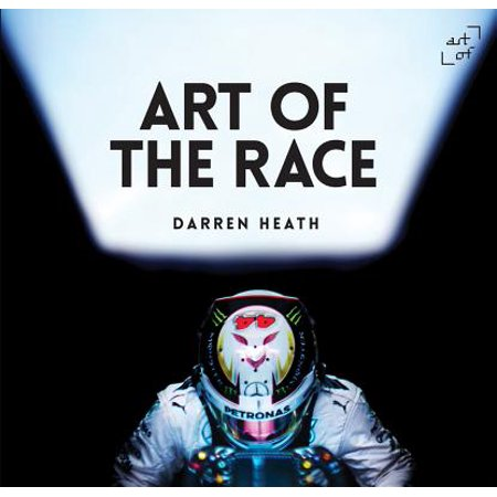 - Art of the Race : The Formula 1 Book