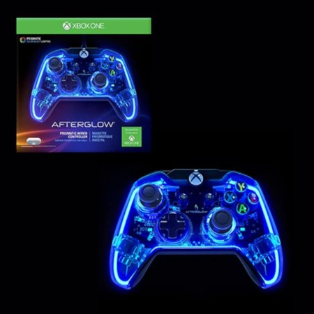 After Glow Prismatic Controller For Microsoft Xbox One (048-007-NA)