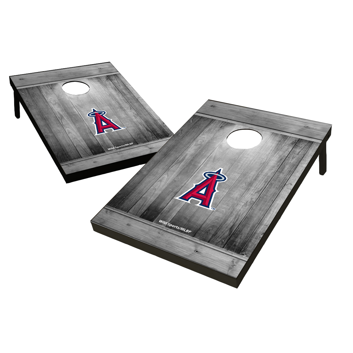 Tailgate Toss Wood MLB Los Angeles Angels Of Anaheim