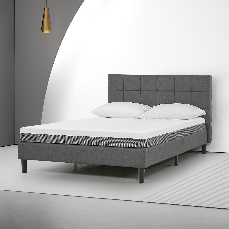 spa sensations by zinus 6 inch eco sense memory foam mattress. Black Bedroom Furniture Sets. Home Design Ideas
