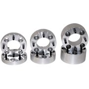 QuadBoss Billet Aluminum Wheel Spacers 4/110 Bolt Pattern 1""