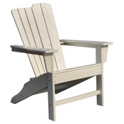 Outdoor Adirondack Chair in White