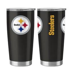 Boelter Brands Pittsburgh Steelers Travel Tumbler - 20 oz Ultra