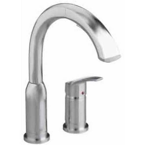 American Standard 4101.350.002 Arch High-Arc Pull-Out Kitchen Faucet, Available in Various Colors