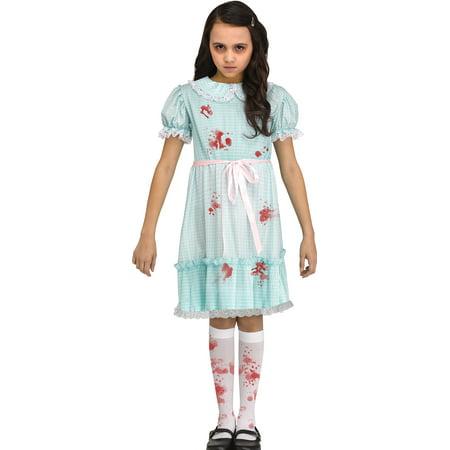 Twin Costumes Ideas (Halloween Twisted Twin Costume Girl's)