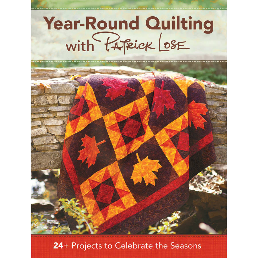 Fons and Porter Books Year, Round Quilting